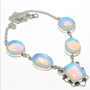 🔹Price Drop🔹Milky Opal Gemstone Statement